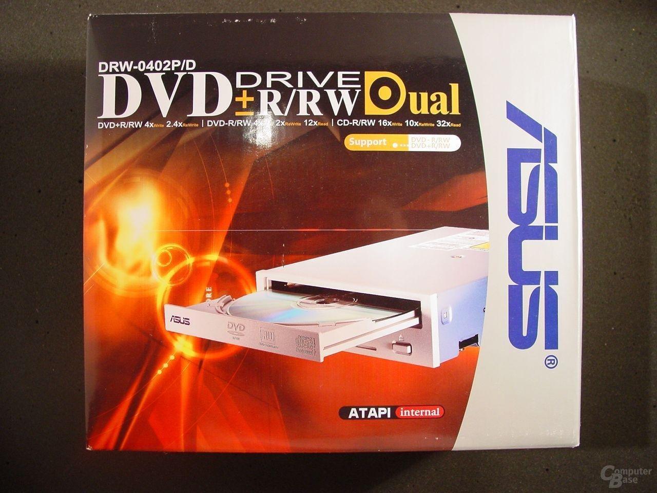 Verpackung Asus DRW-0402P