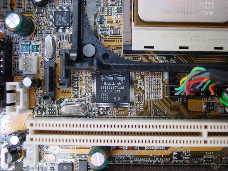 Serial ATA-Controller