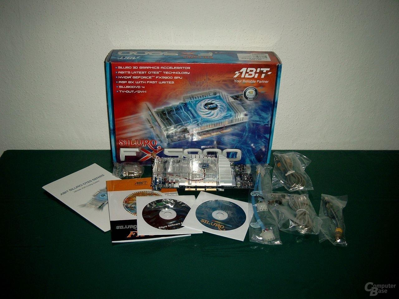 ABIT FX5900 Siluro