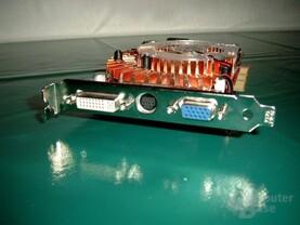 MSI FX5900SP Anschlussleiste
