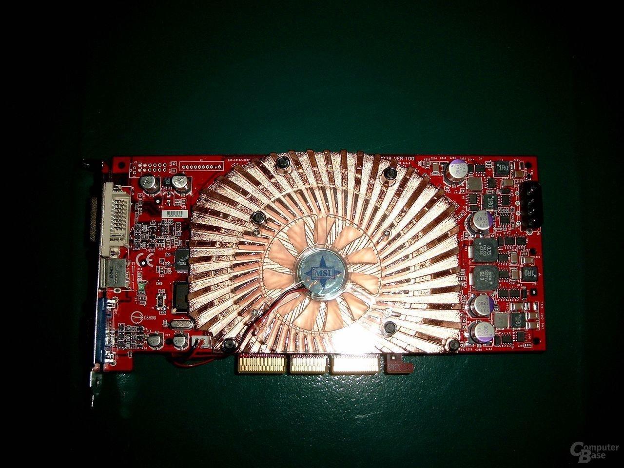 MSI FX5900SP VTD256