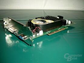 Inno3D FX5900 Ultra Anschlussleiste