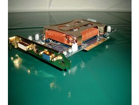 ASUS V9950 Ultra Anschlussleiste