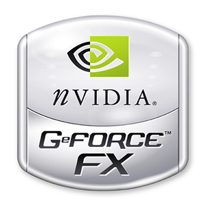 nVidia GeForce  FX Logo