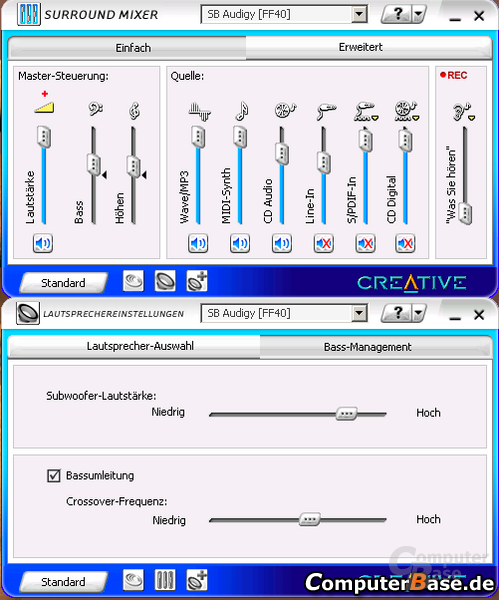 Creative Mixer
