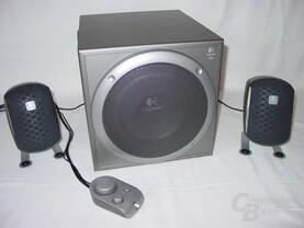 System komplett Logitech Z2200