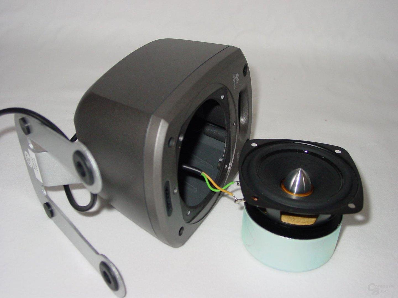 Satellit Detail Logitech Z2200