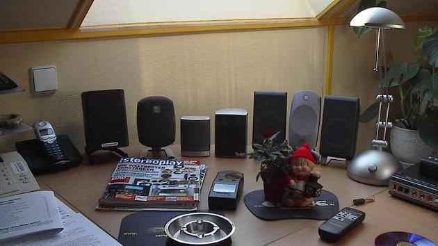 PC-Audio im Test: Von 2.1 bis 7.1 von Logitech und Creative