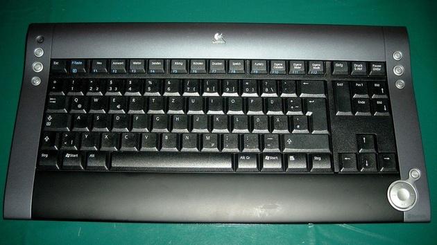 Logitech diNovo im Test: Die Tastatur als Statussymbol