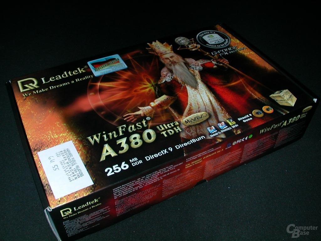 Leadtek WinFast A380 Ultra TDH
