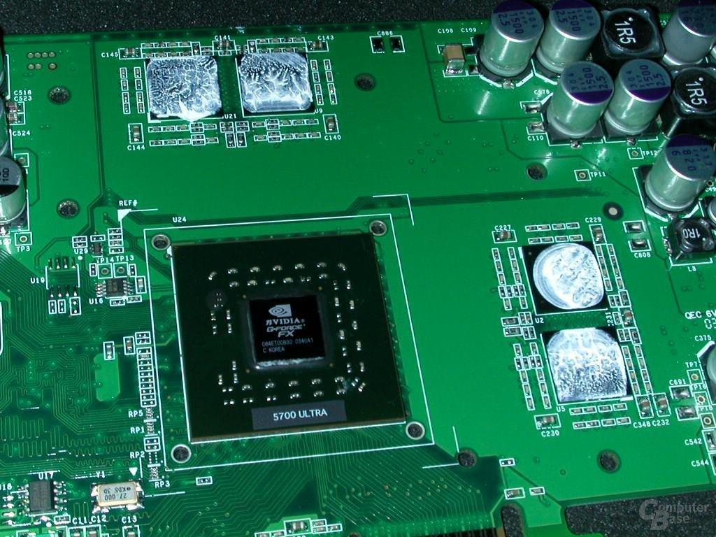 AOpen Aeolus GeForce FX 5700 Ultra