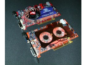 Asus Radeon 9800 XT & 9600 XT
