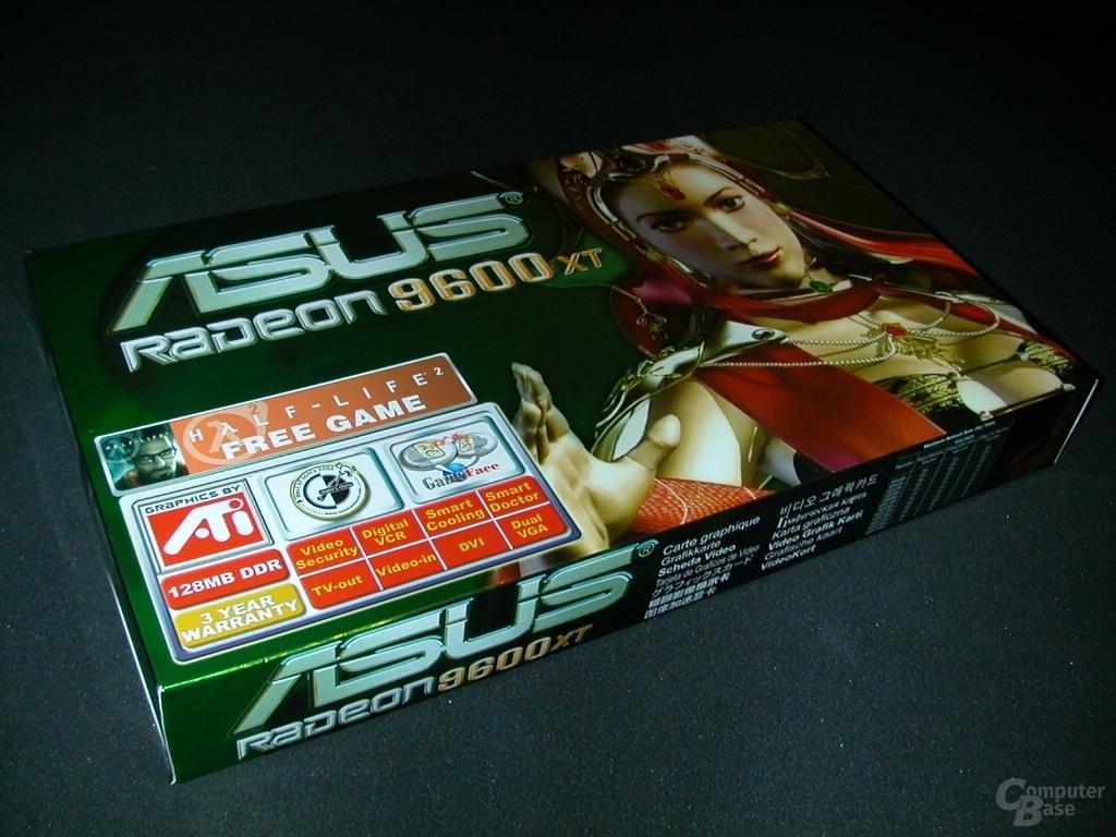 Asus Radeon 9600 XT