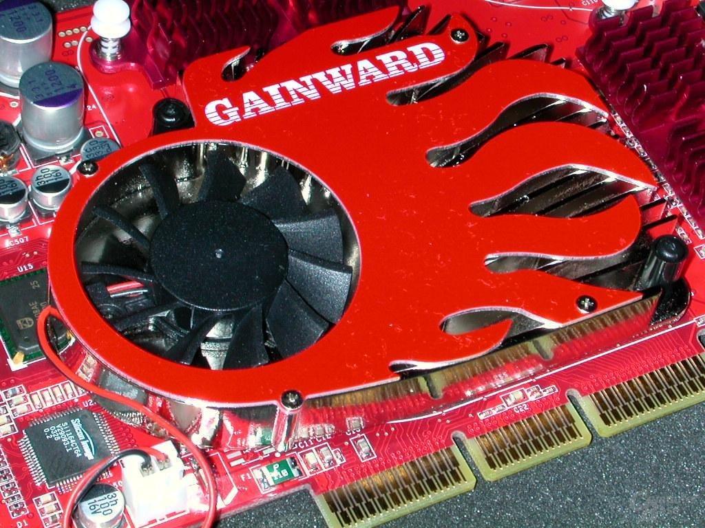 Gainward FX PowerPack! Model Ultra/960