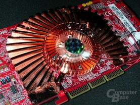 MSI GeForce FX 5950 Ultra - Rückseite
