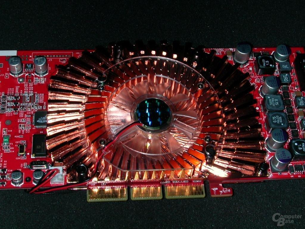 MSI GeForce FX 5950 Ultra - Vorderseite