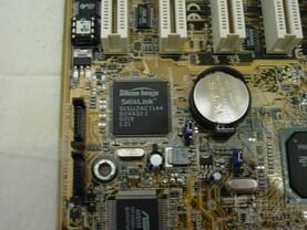 Serial-ATA Raid Controller