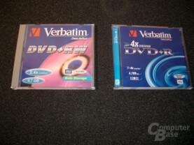 Medien DVD+R