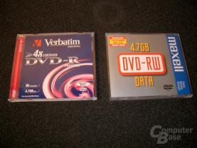 Medien DVD-R