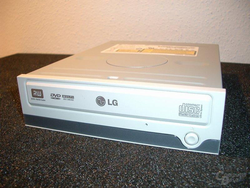 LG GSA-4040B Frontansicht