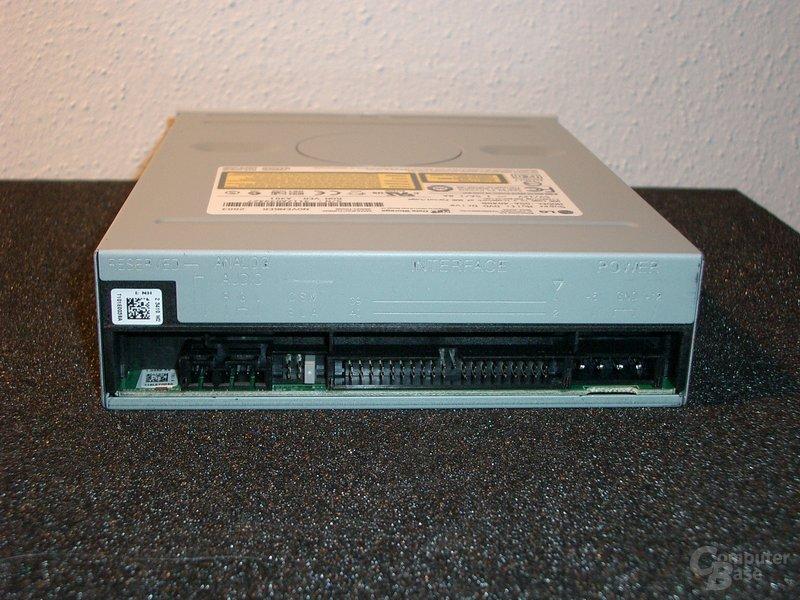 Rückseite LG GSA-4040B