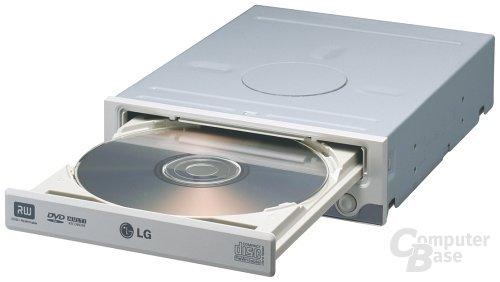 LG GSA-4040 Schublade
