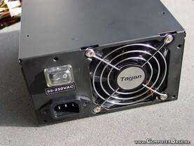 Tagan TG380-U01 Netzteil