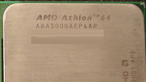 AMD Athlon 64 3000+ im Test: CPU mit Potential zum Durchbruch