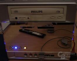CD-ROM Laufwerk