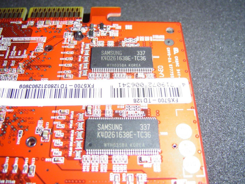 MSI GeForce FX 5700