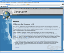 Konqueror (Web-Browser)