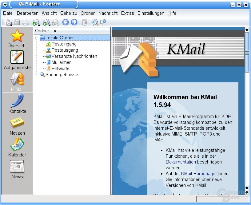 Kontact - KMail