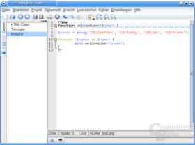 Kate - Code Folding