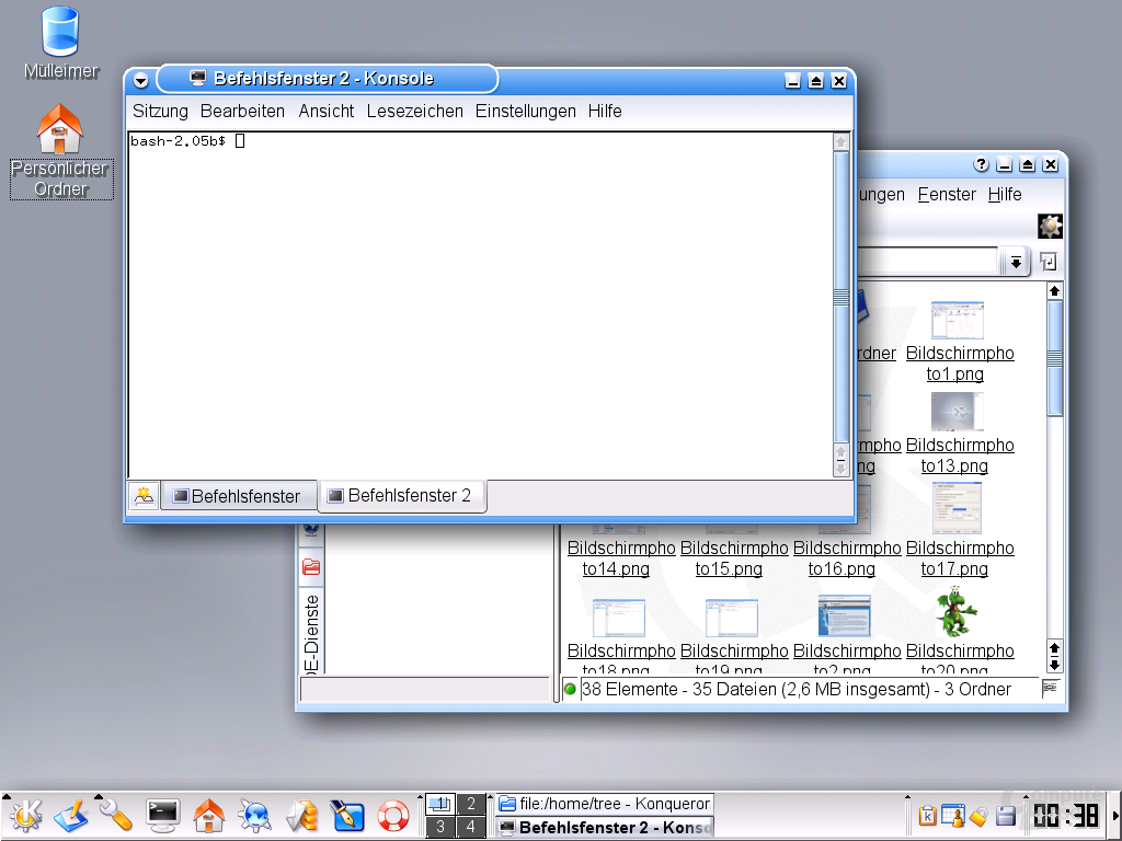 FreeDesktop.org X Server