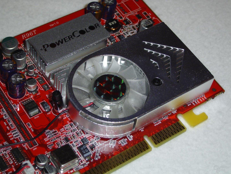 PowerColor Radeon 9600 XT Bravo