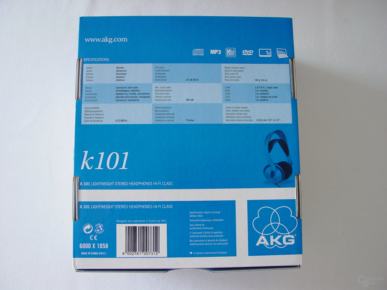 AKG K 101