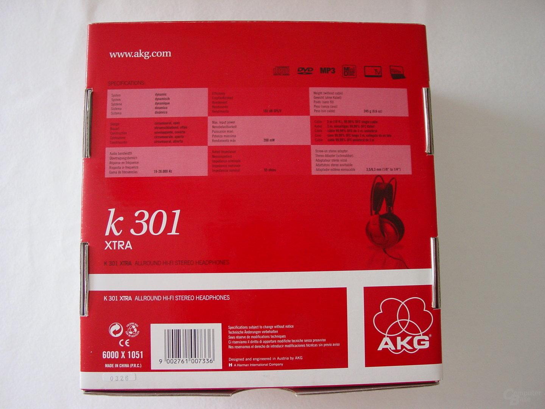 AKG K 301 xtra