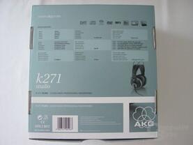 AKG K 271 Studio