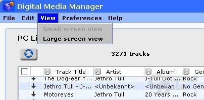 Screenverwaltung