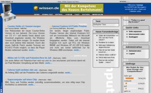 ComputerBase 2.0 Entwurf 2