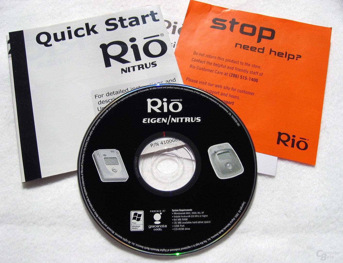 RIO Handbuecher