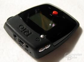 RIO MP3-Player - Lautstärke