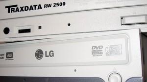 LG GSA-4081B und Traxdata RW2500 im Test: Die Lückenbüßer vor DVD-9?