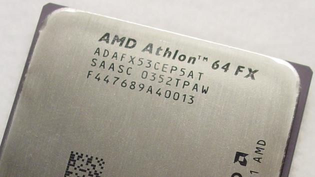 AMD Athlon 64 FX-53 mit 2,4 GHz im Test: Nägel mit Köpfen