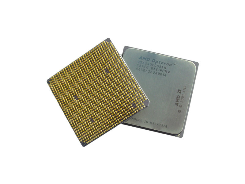 Dual Opteron 240 Prozessor