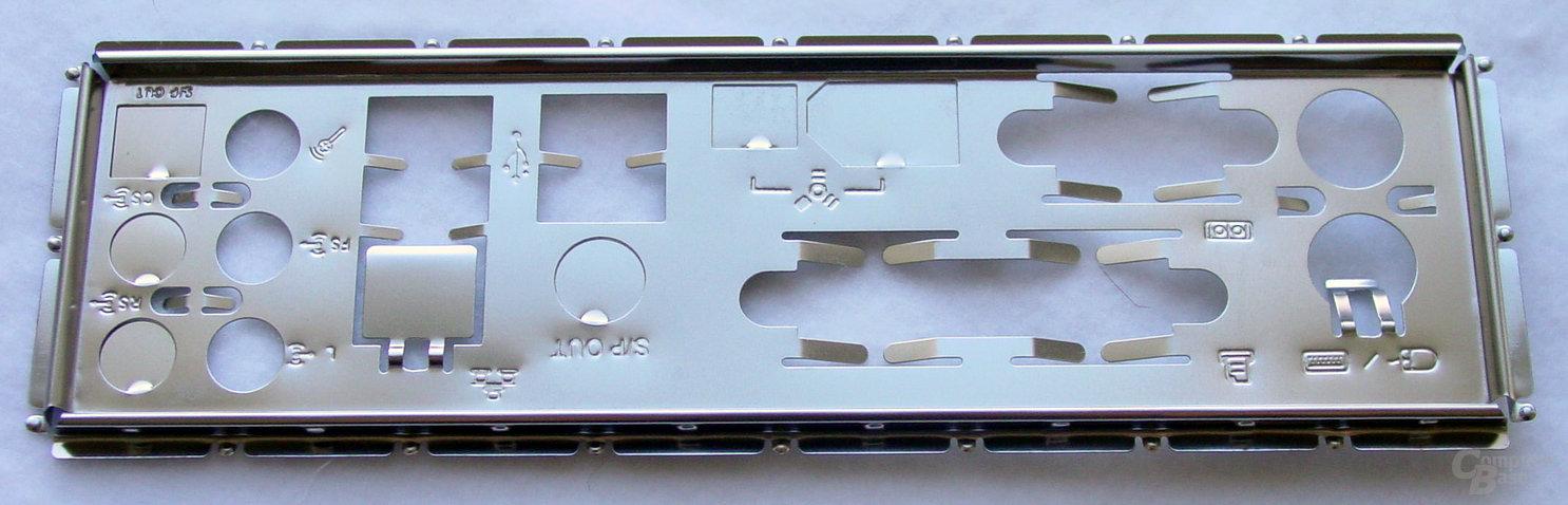 MSI PT880 Neo-LSR - ATX Blende