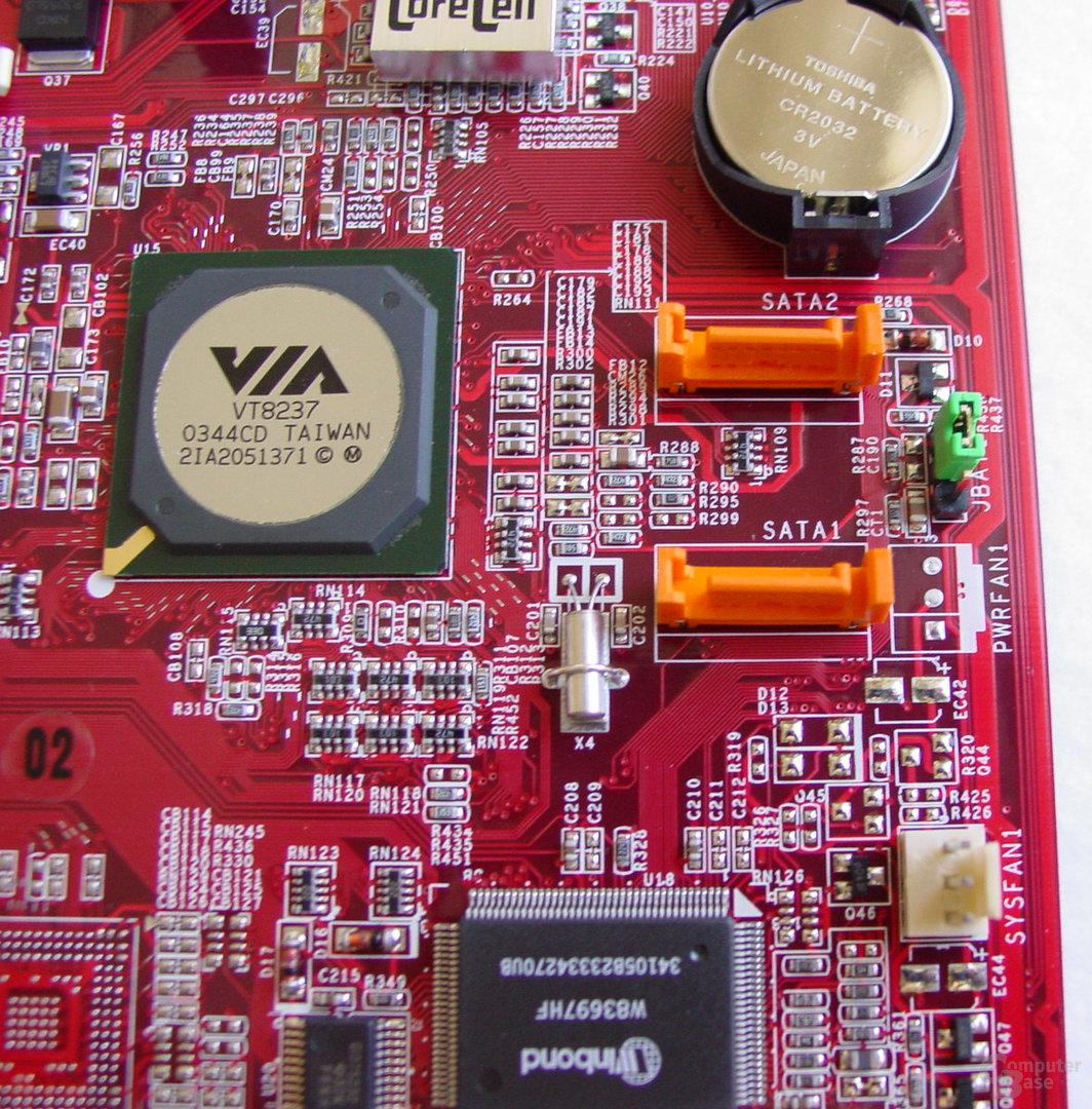 MSI PT880 Neo-LSR - SATA