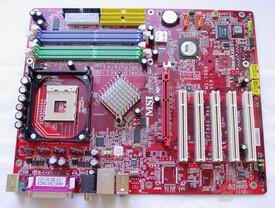 MSI PT880 Neo-LSR