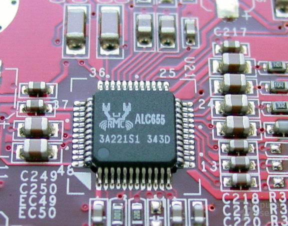 MSI PT880 Neo-LSR - ALC655