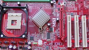 MSI PT880 Neo-LSR im Test: VIAs Angriff auf die Chipsatz-Krone?